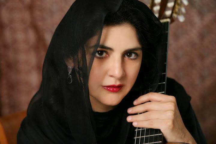 مسترکلاس گیتار دکتر لیلی افشار در آموزشگاه موسیقی پارت