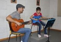 کنسرت هنرجویان گیتار و گیتار الکتریک کلاس آقای موسوی 11 مهر 1392