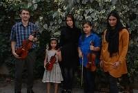 کنسرت هنرجویان خانم نصرتی 11 مهر 1392