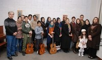 کنسرت هنرجویان آقای فقیهی 14 آذر 1392