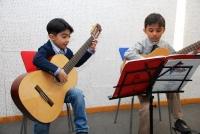 کنسرت هنرجویان آموزشگاه موسیقی پارت 14 اسفند 1393