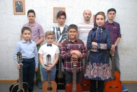 کنسرت هنرجویان خانم خیابانی 17 مهر 1393