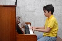 کنسرت هنرجویان پیانو آقای ایوانی 23 مرداد 1393
