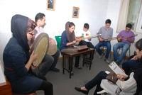 حمید صمصامی، محمد پاک نژاد، بردیا آذری، نسترن اسماعیلی، کیوان آردم-