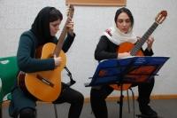 کنسرت هنرجویان آموزشگاه موسیقی پارت 25 دی 1393