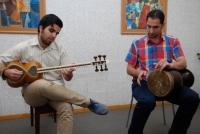 کیوان آردم و نیما پورعلی حسین