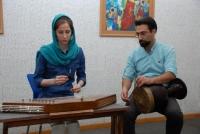 کنسرت کلاس سنتور آقای مجید کولیوند - 25 خرداد 1394