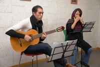 کنسرت هنرجویان آموزشگاه 26 دی  1392