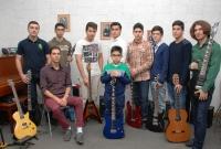 کنسرت هنرجویان گیتار آقای موسوی 27 آذر 93