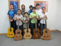 کنسرت کلاس گیتار خانم دارالشفایی - 28 خرداد 1394
