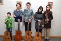کنسرت هنرجویان خانم خیابانی 3 بهمن 92