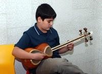 کنسرت هنرجويان آموزشگاه 2 تیر 1390