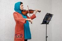 کنسرت هنرجویان کلاس خانم حسینی نیا، آقای خیرخواه و بیات - 4 تیرماه 1394