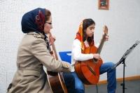 کنسرت هنرجویان گیتار خانم خیابانی 7 اسفند 1393