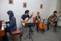حامد عرفانی - یاسمن سیف - حمیدرضا صادقی - نسترن سیف
