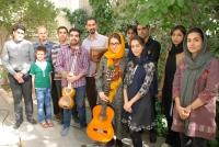 کنسرت هنرجویان آموزشگاه موسیقی پارت 7 خرداد 1394