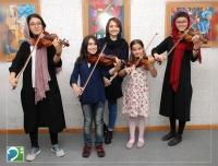 کنسرت کلاس های موسیقی تیر ماه