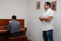 آقای کیوان سیار کاوردی - پیانو آقای سهراب جلایی