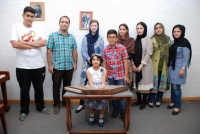 هنرجویان کلاس سنتور - آقای محمد واحد
