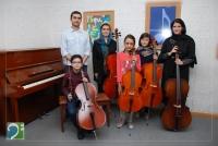 کنسرت کلاس های موسیقی مرداد ماه
