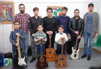 کنسرت کلاس های موسیقی بهمن ماه 1396
