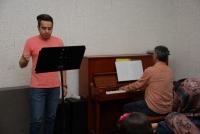 کاظم قربانی با همراهی پیانو آقای سیفیان